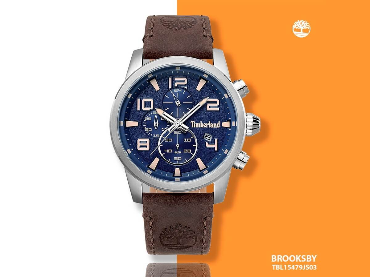 Relógio Timberland Brooksby