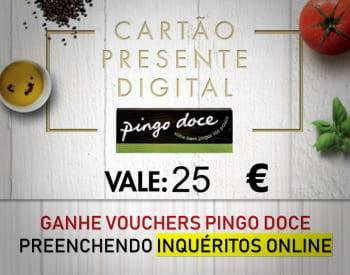 Vouchers Pingo Doce