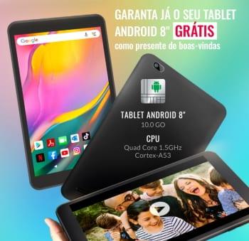 Tablet Grátis - DECO