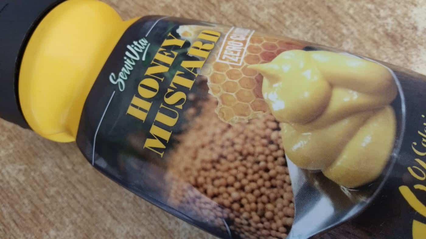 Servivita - Honey Mustard