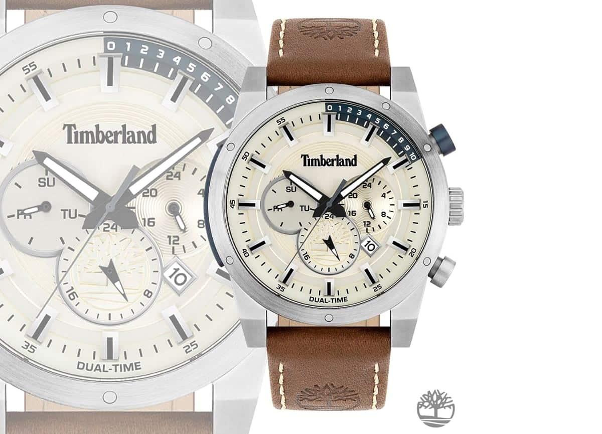 Relógio Timberland Sherbrook