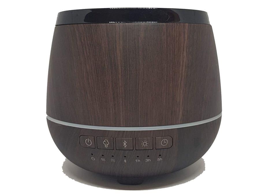 Nebulizador com coluna Bluetooth