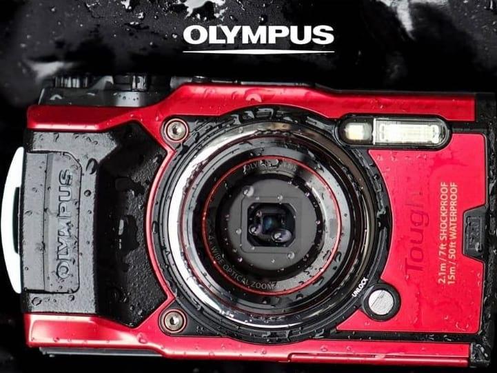 Máquina Olympus TG-6