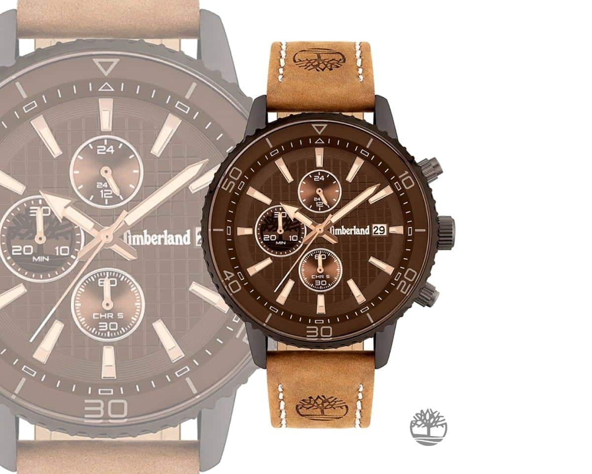 Relógio Timberland Woodworth