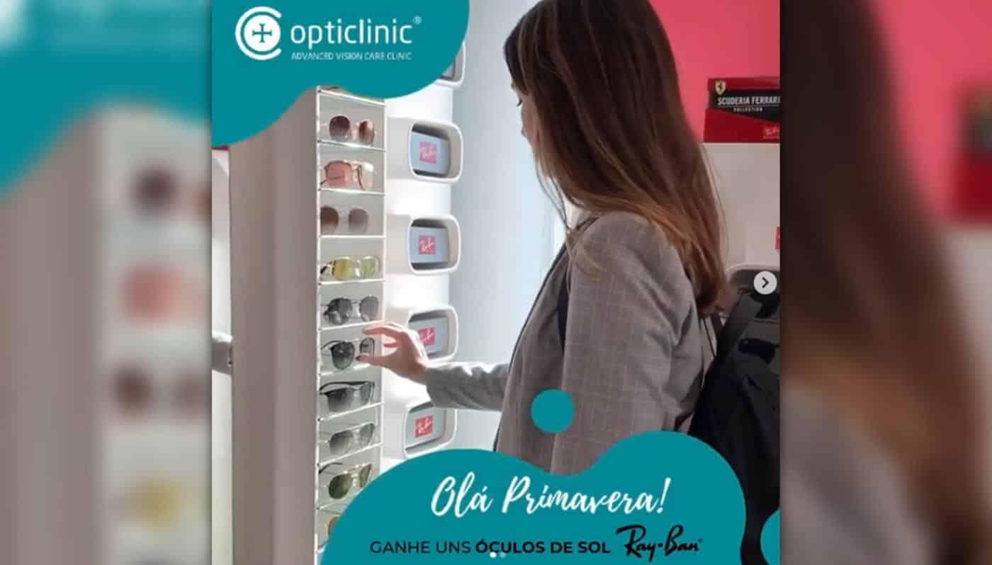 Opticlinic - Rayban