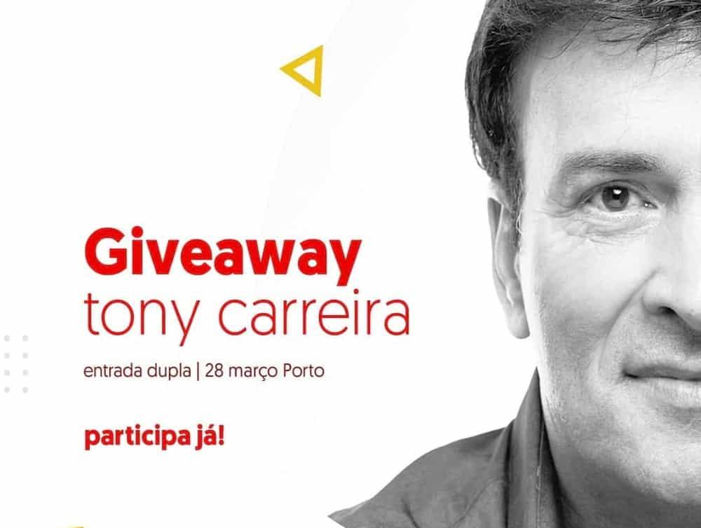 Concerto do Tony Carreira