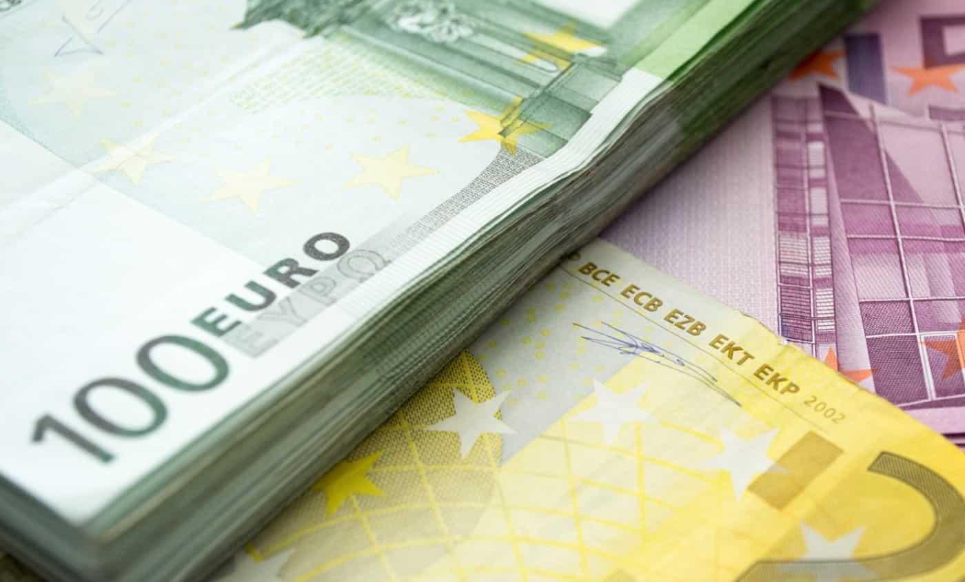 Notas de 100 euros
