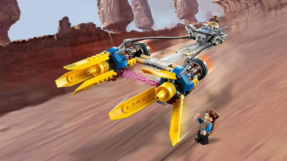 LEGO Star Wars – Podracer de Anakin
