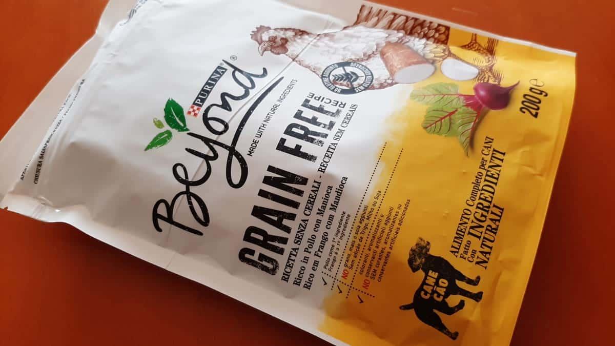 Ração BEYOND Grain Free Frango para Cão
