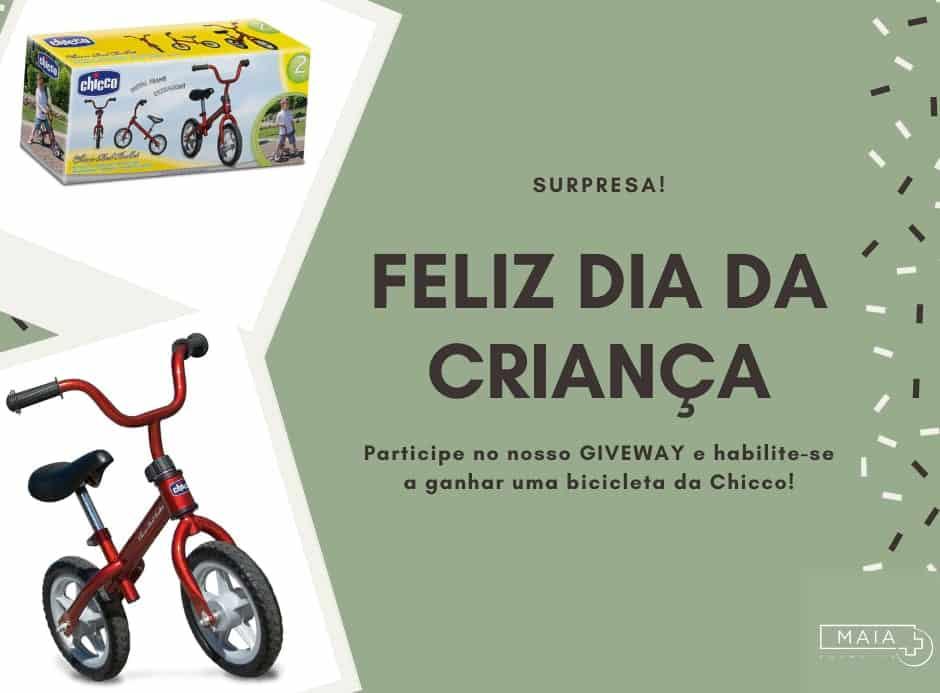 Bicicleta Chicco