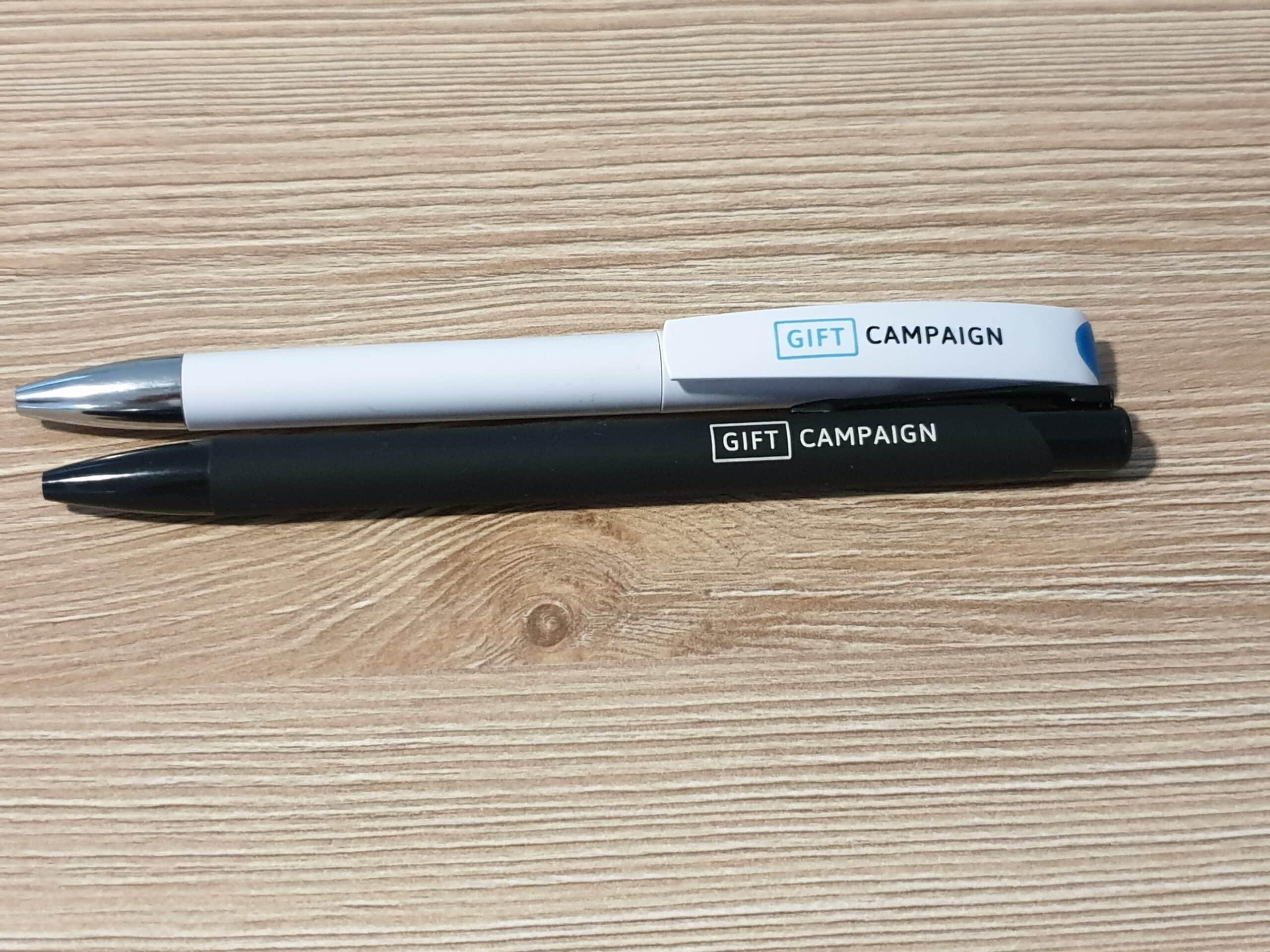 Gift Campaign: Brindes de empresa e artigos publicitários ao melhor preço!