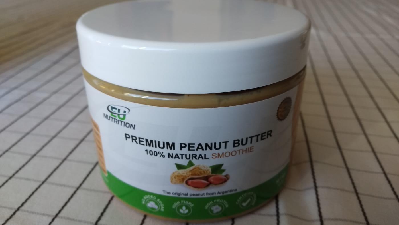 Manteiga de Amendoim - EU Nutrition