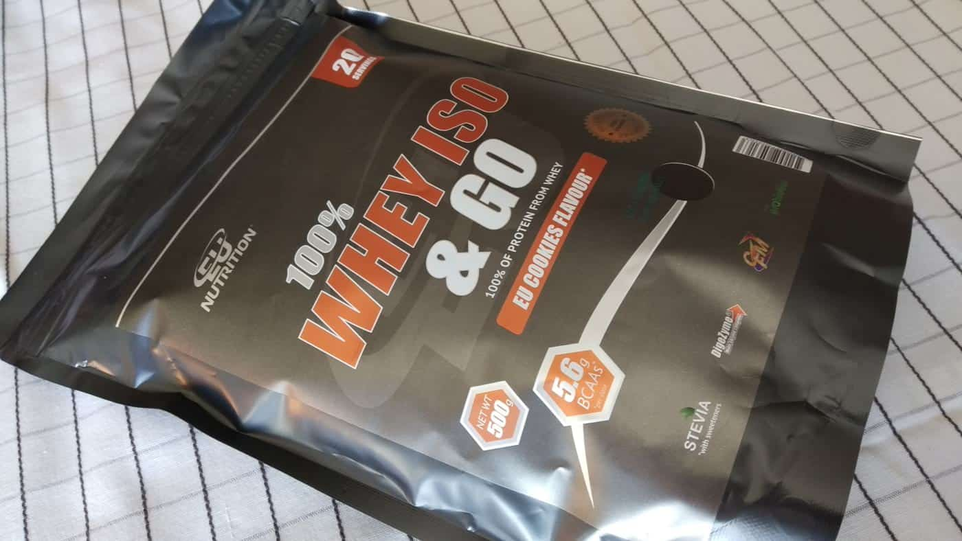 Whey - EU Nutrition
