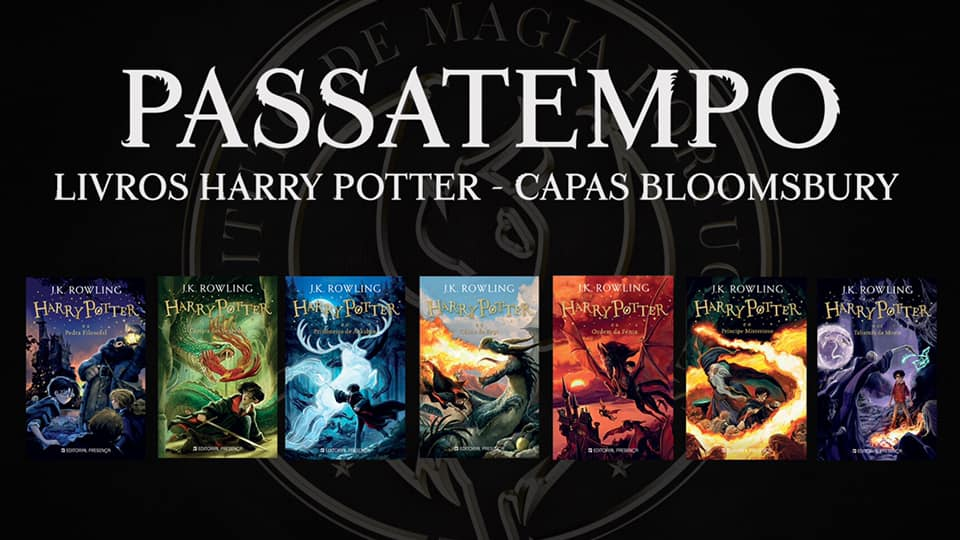 Livros do Harry Potter