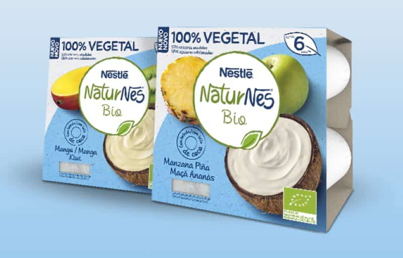 NATURNES Bio 100% vegetal