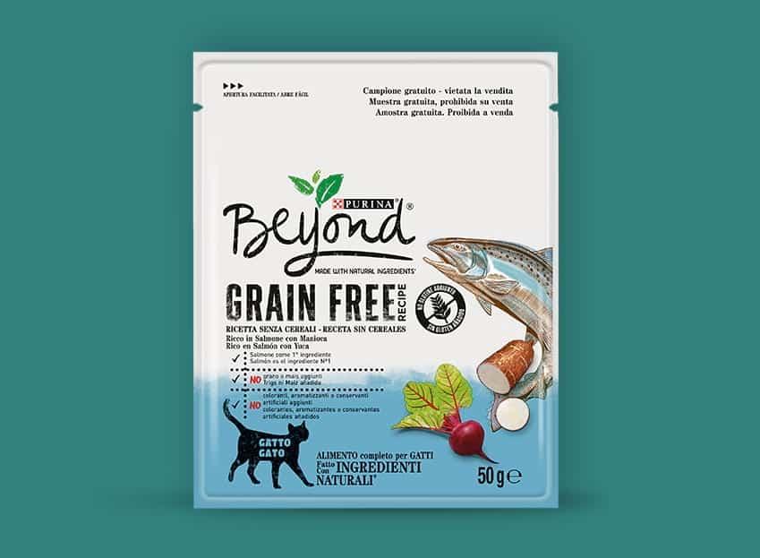 BEYOND Grain Free Gato