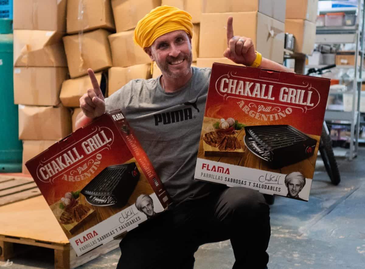 Chakall Grill
