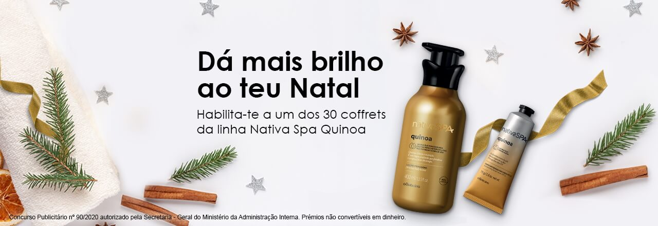 Coffrets Nativa SPA Quinoa