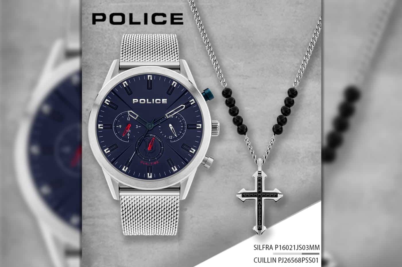 Police Silfra