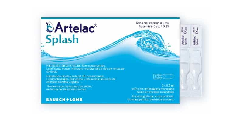 Artelac Splash