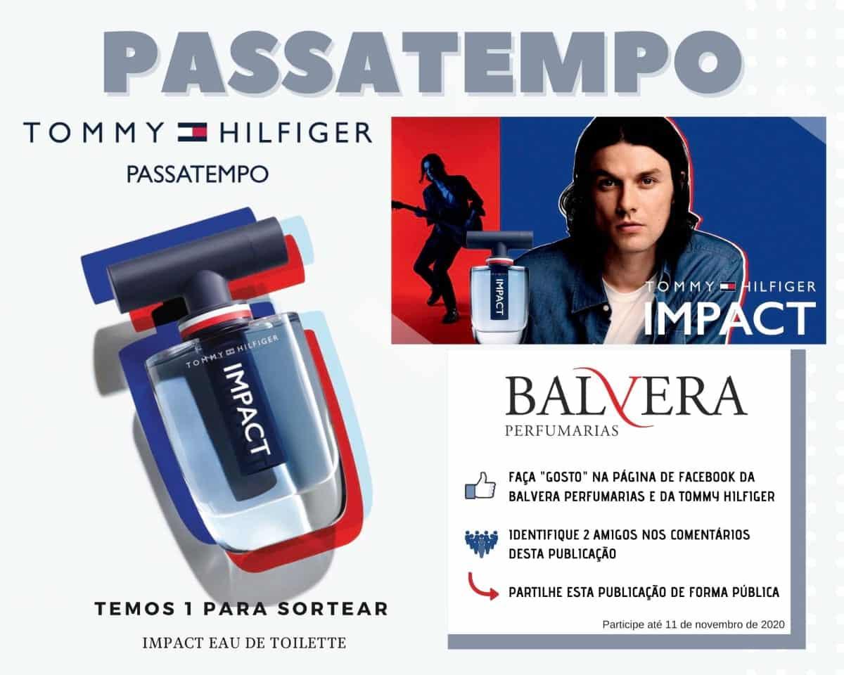 Perfume IMPACT da tommy Hilfiger