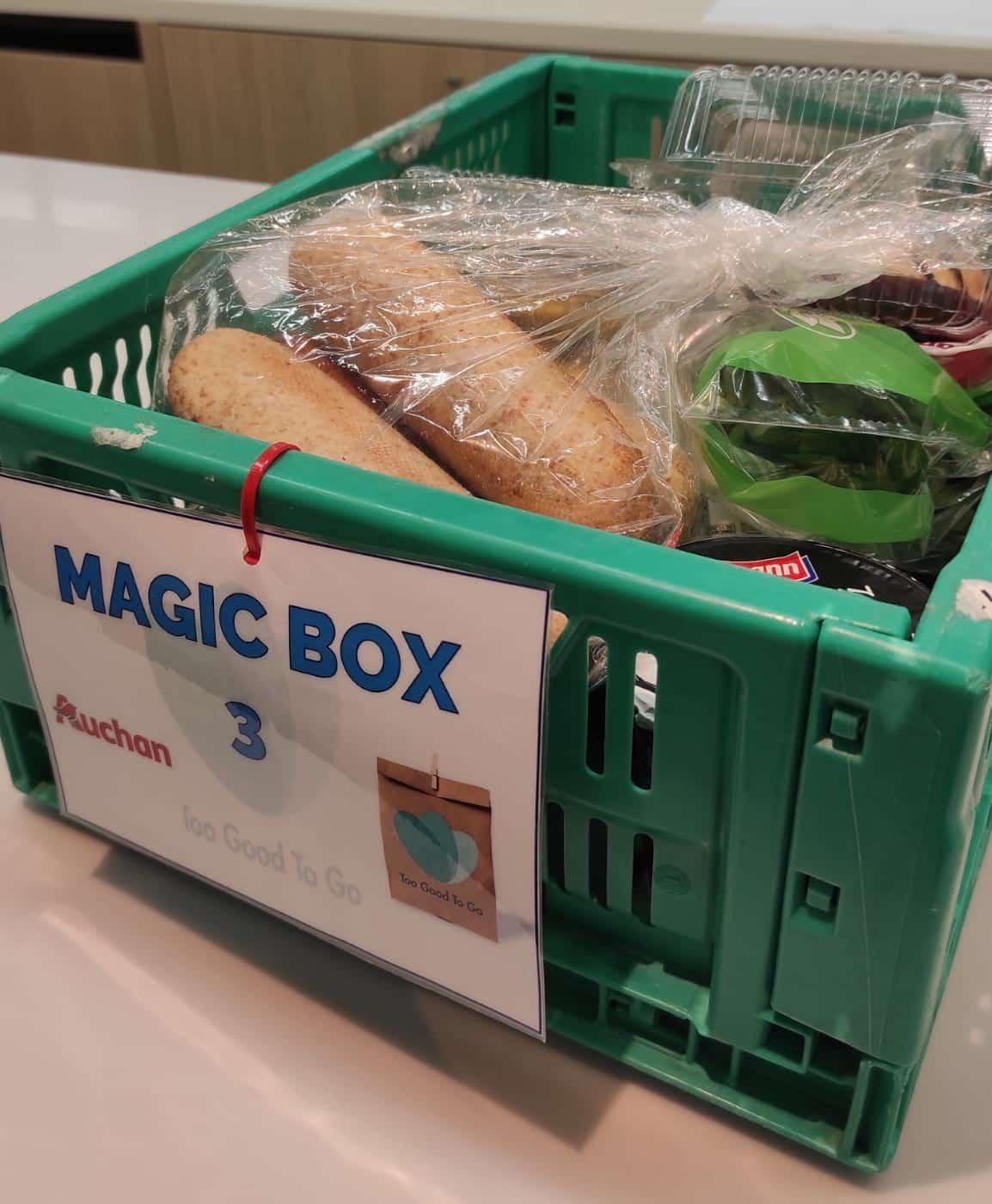 Magic Box do Auchan
