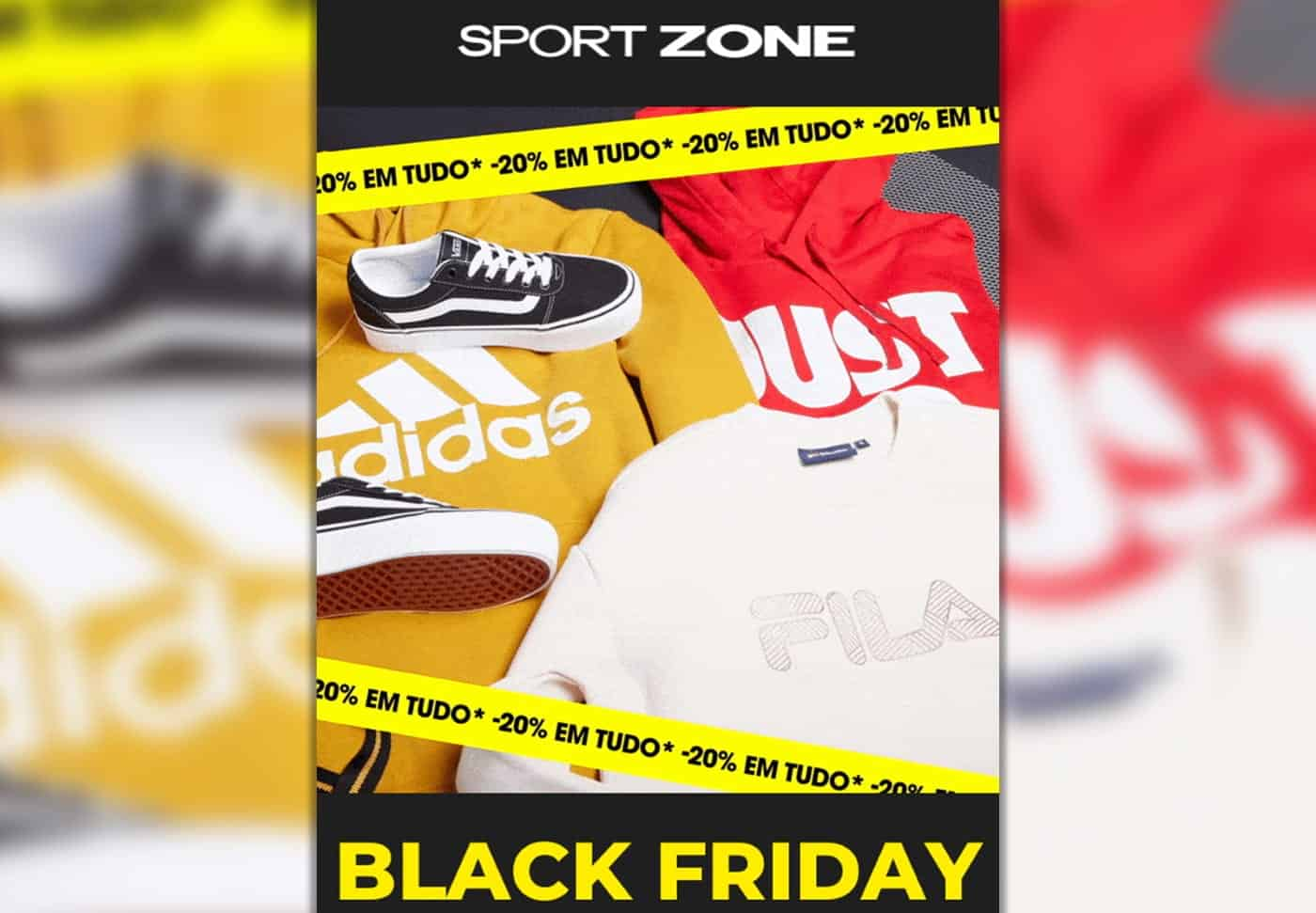 Sport Zone - Black Friday