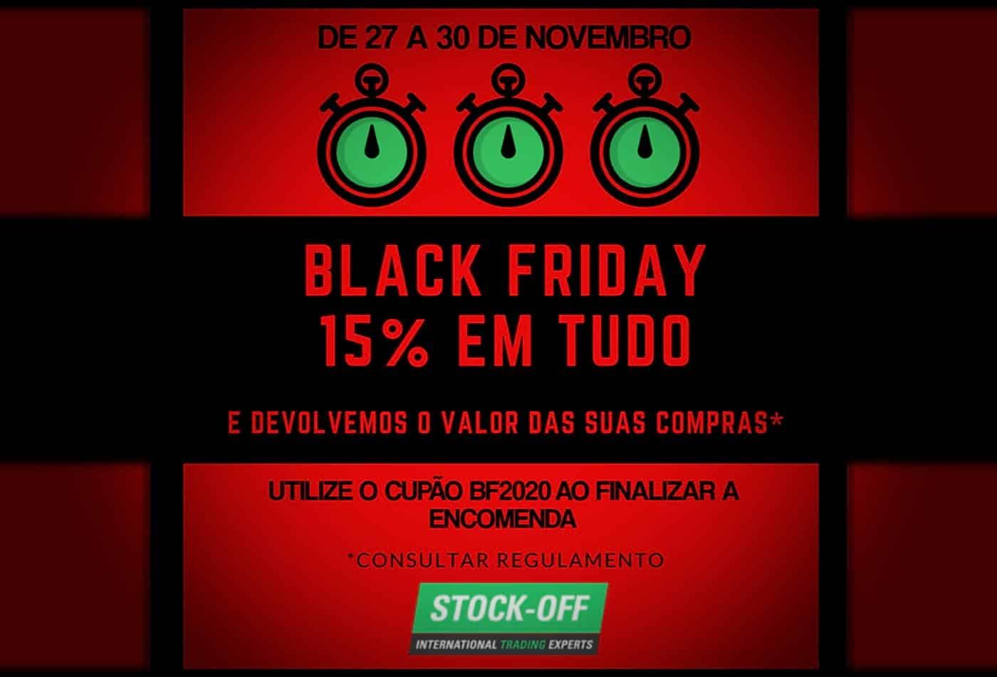 Stock-Off - Black Friday