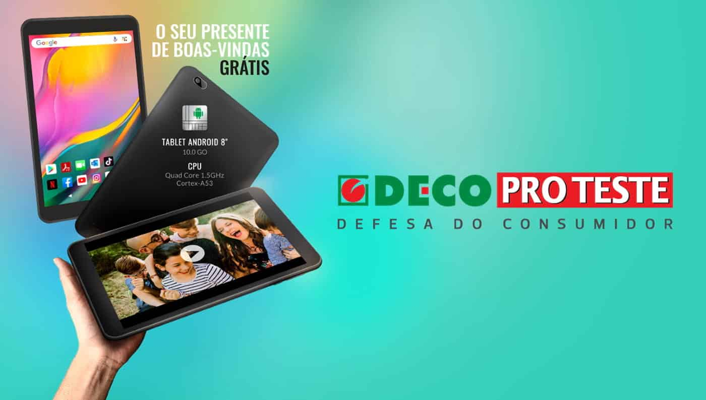 Tablet - DECO Proteste