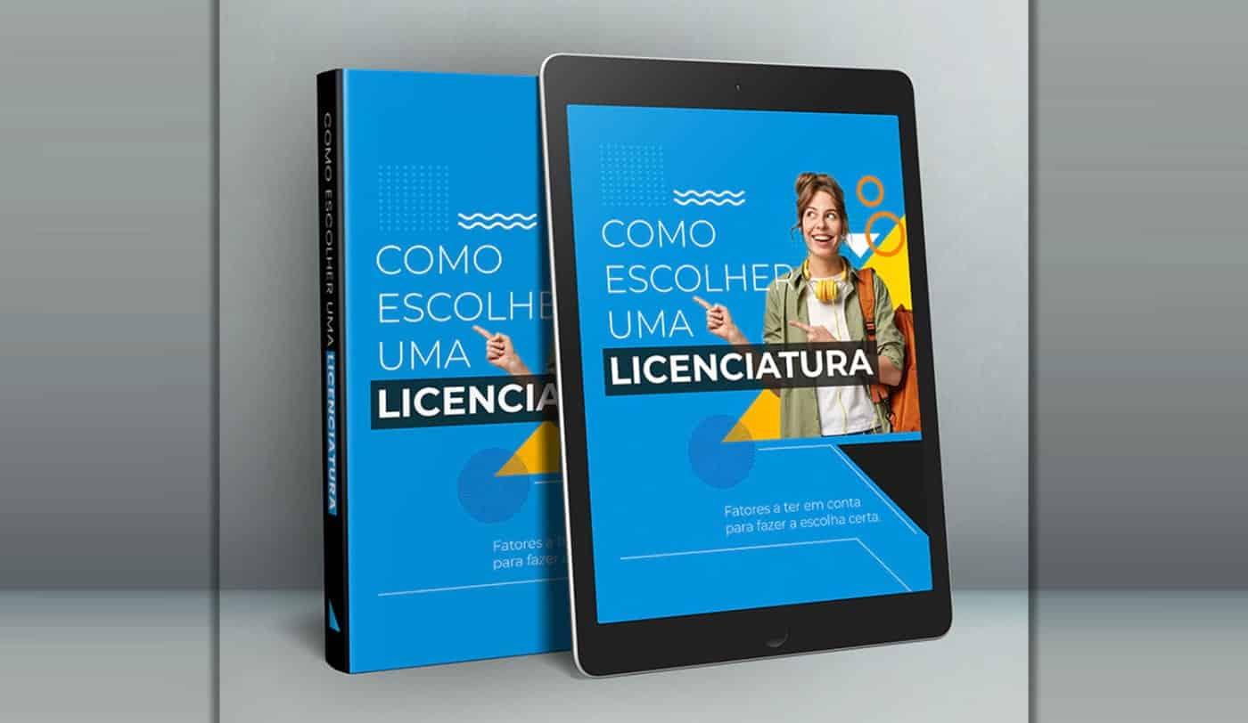 E-book - Como escolher uma licenciatura
