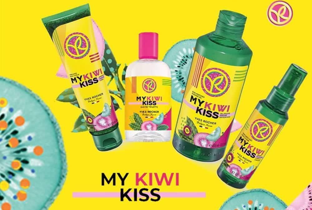 My Kiwi Kiss da Yves Rocher