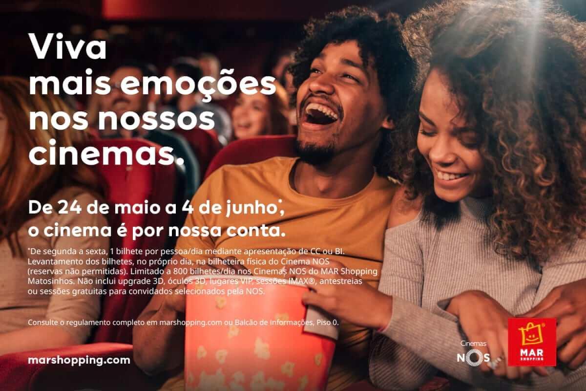 Cinema MAR Shopping Matosinhos