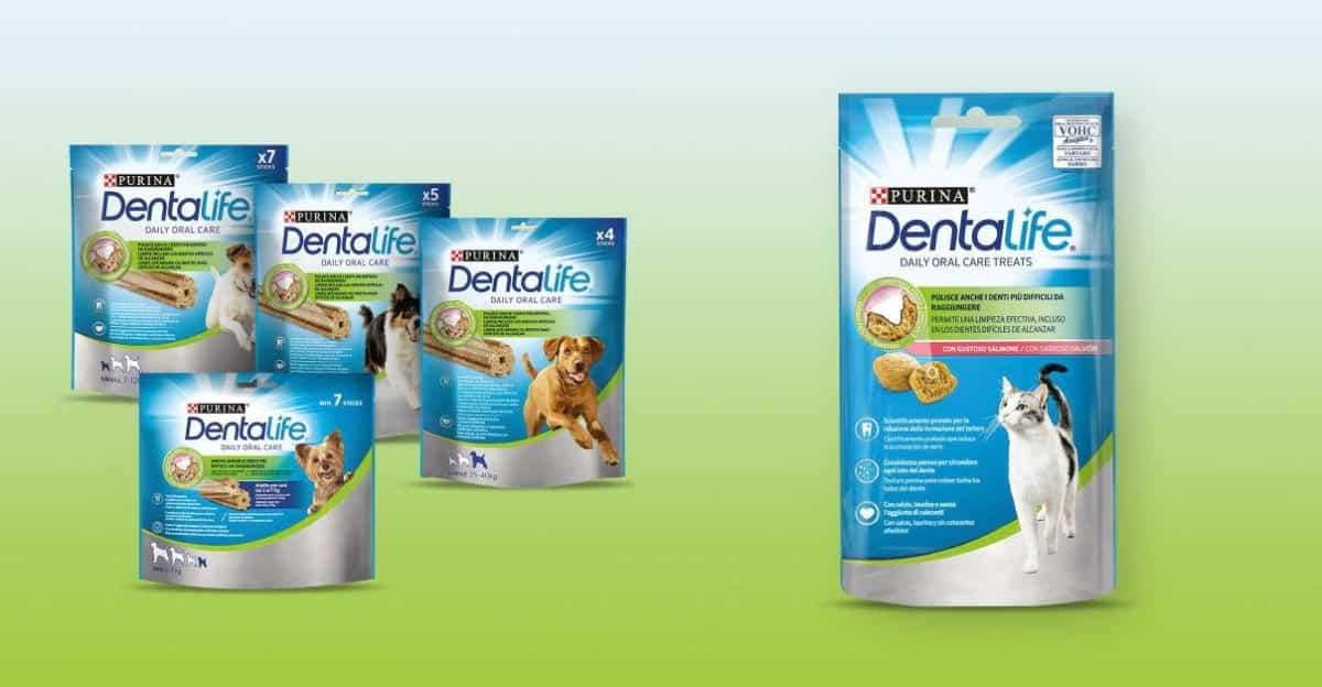 Dentalife Cão e Dentalife Gato