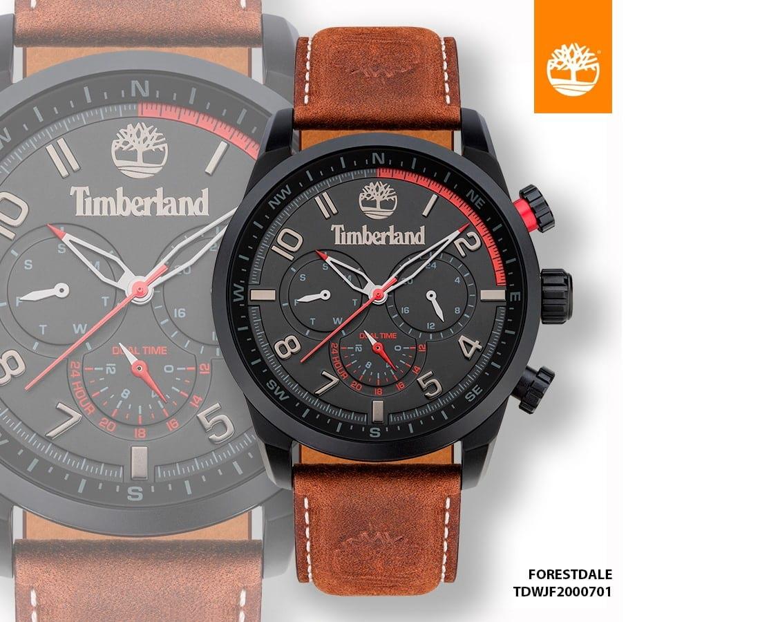 Relógio Timberland Forestdale