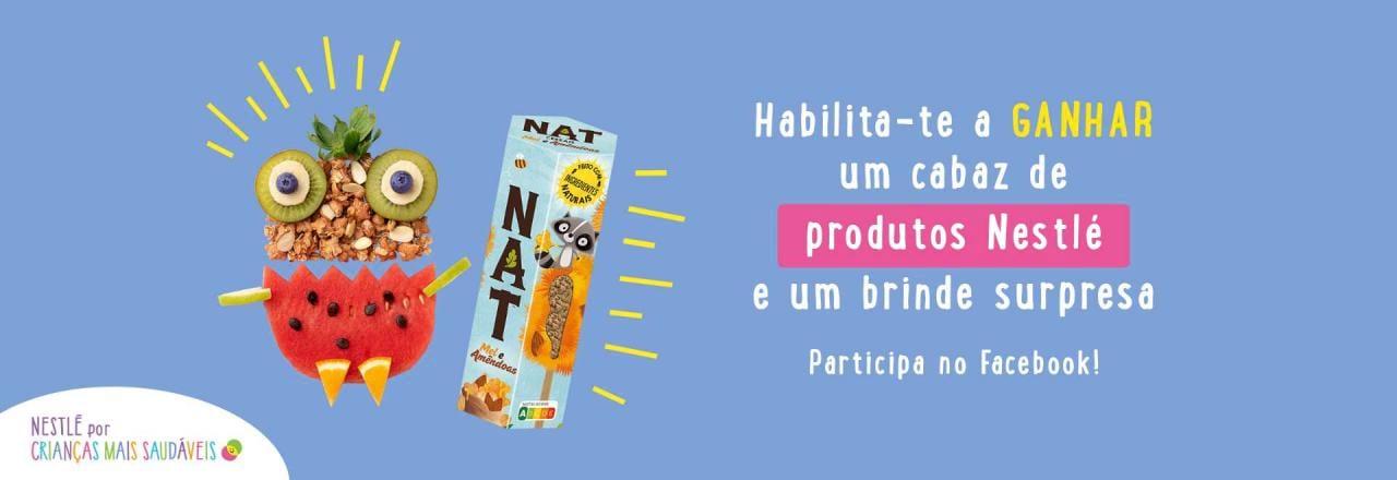 Cabaz de Produtos Nestlé