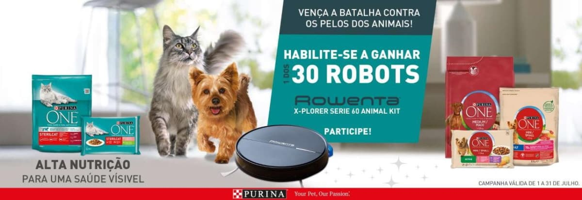 Robots Rowenta X-Plorer Serie 60 Animal kit