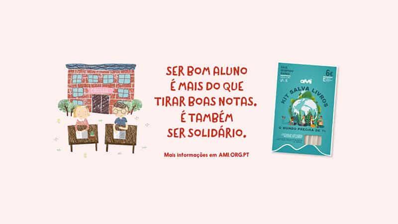 Kit Salva Livros