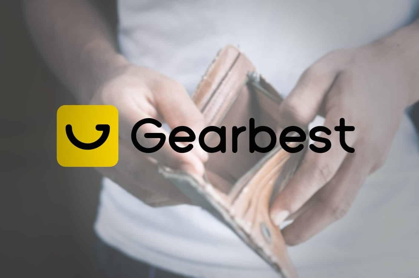 Gearbest - Falência?
