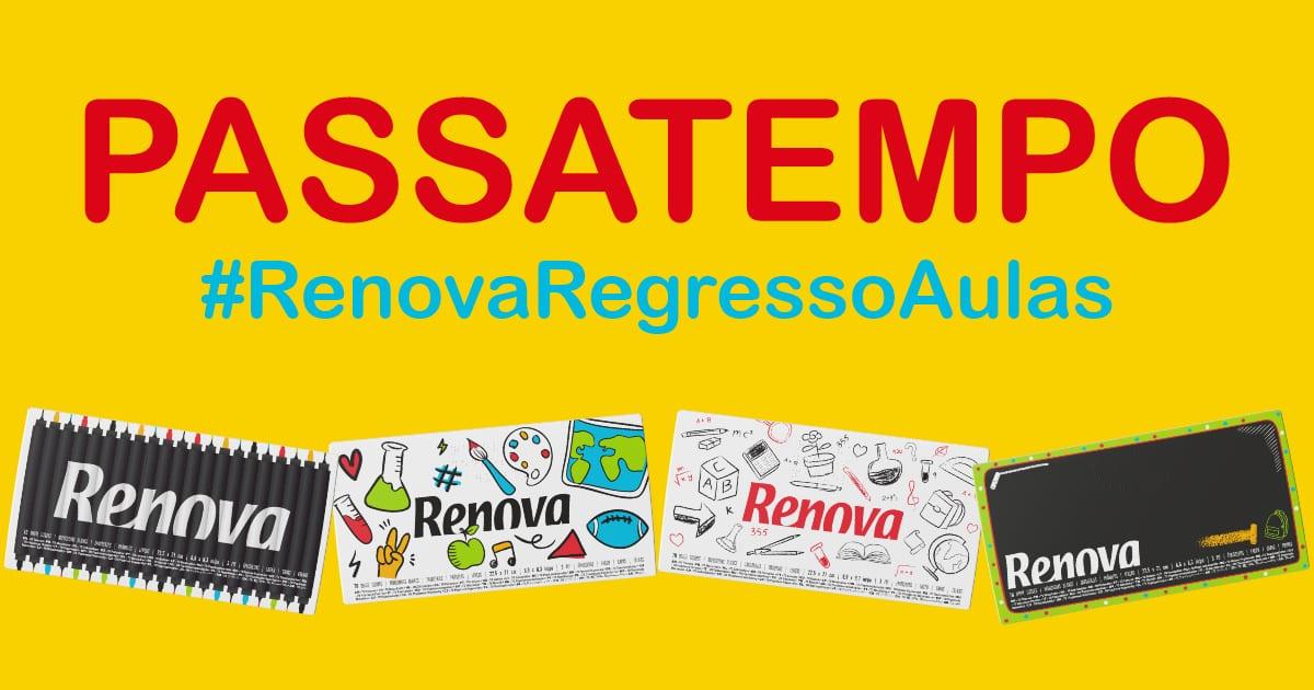 "Kits Renova Regresso às Aulas"""