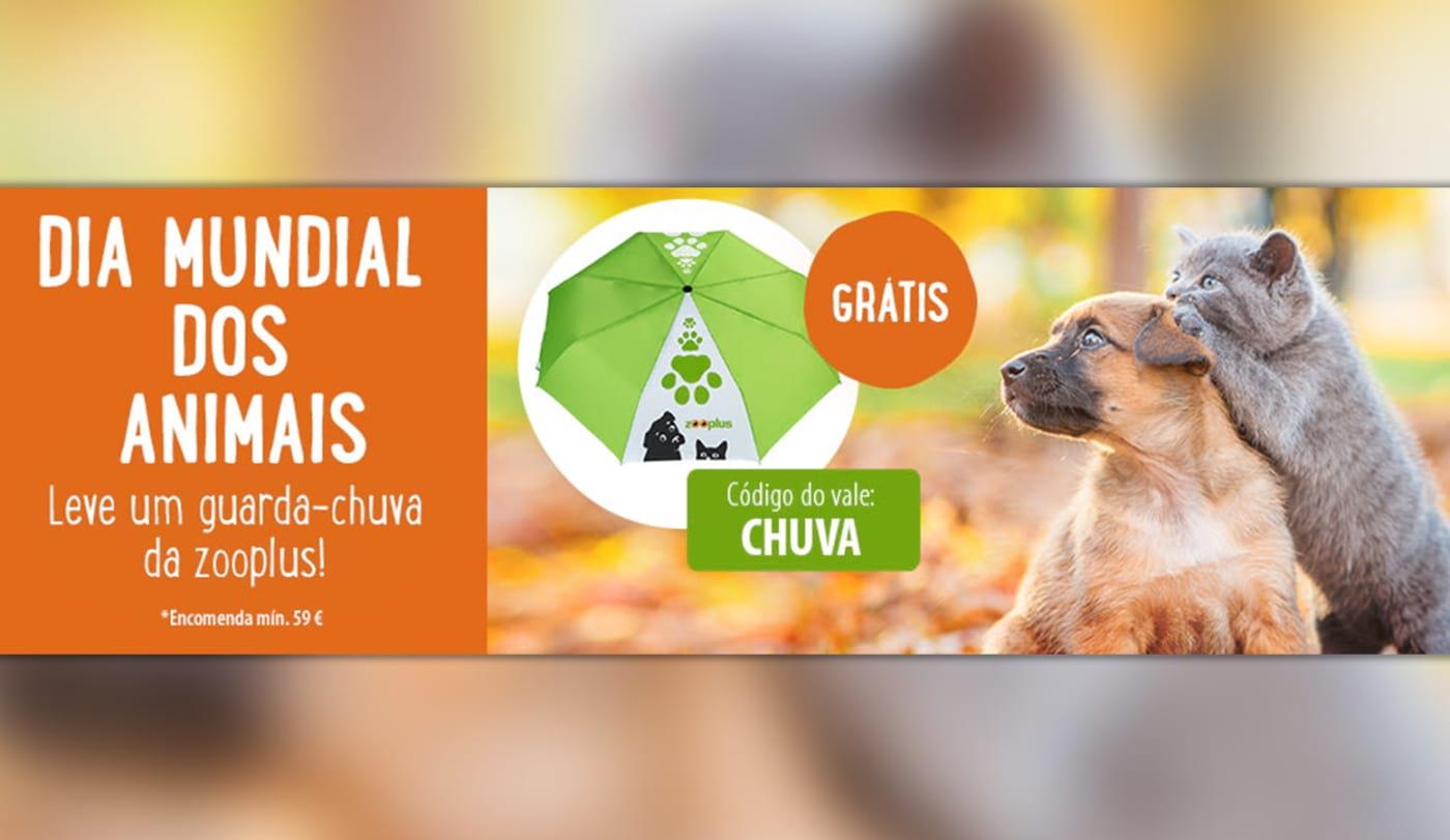 Zooplus - Dia Mundial dos Animais
