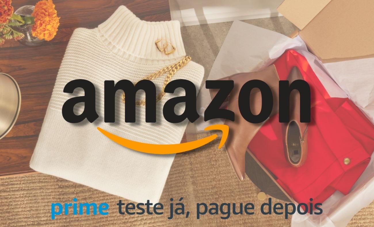 Amazon Prime Teste Já Pague Depois