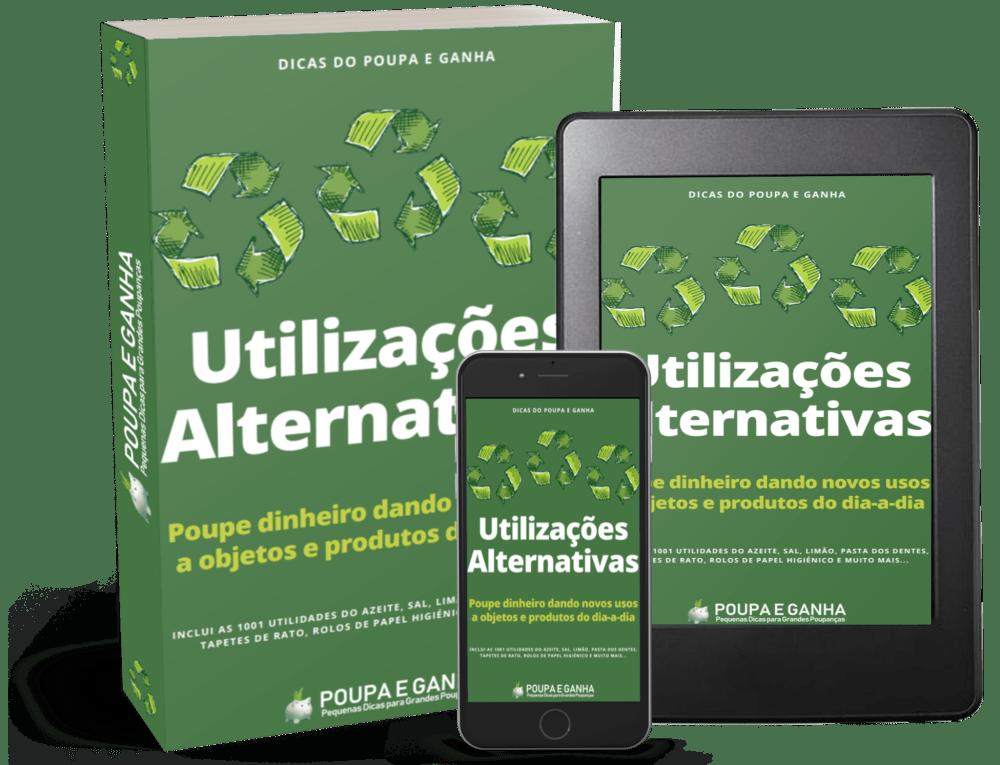 Ebook - Utilizações Alternativas