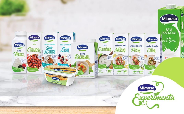 Kits de produtos Mimosa