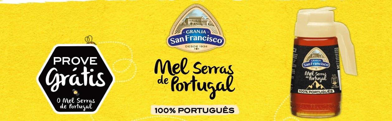 Mel Serras de Portugal de Granja San Francisco