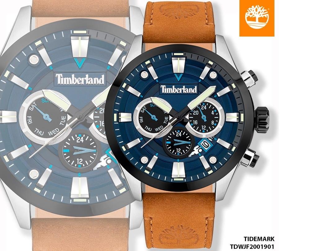 Relógio Timberland Tivemark
