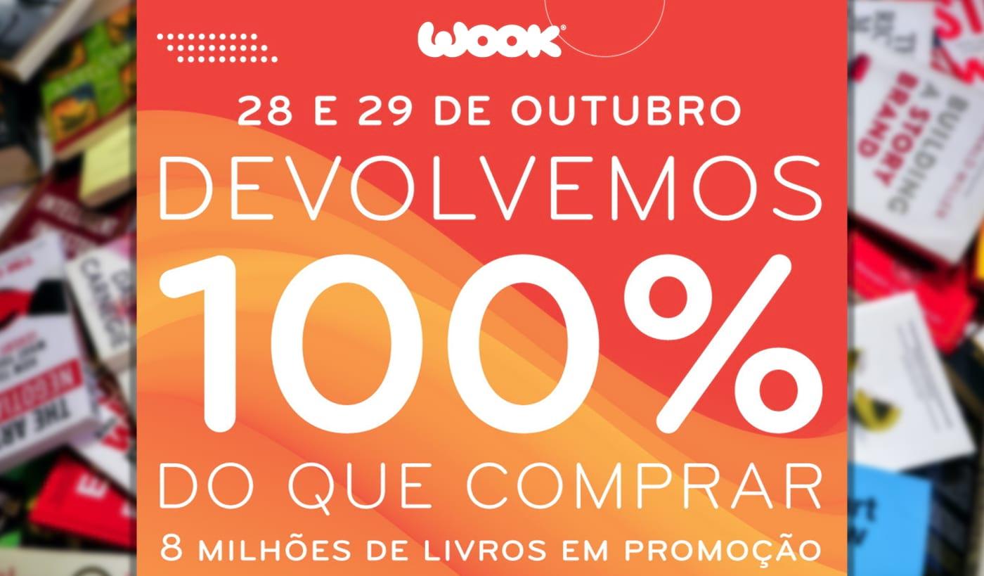 Wook - Devolução 100%