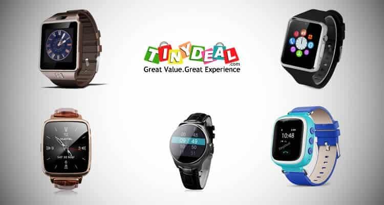 5-smartwatches-passatempo-tinydeal