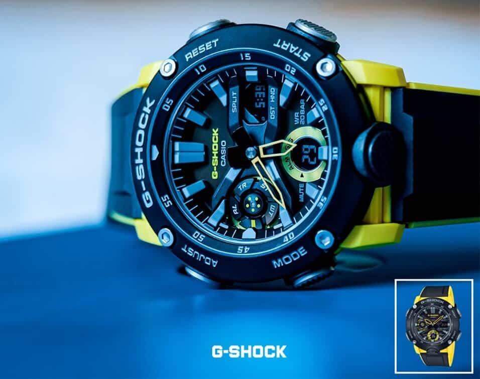 Relógio CASIO G-SHOCK GA2000