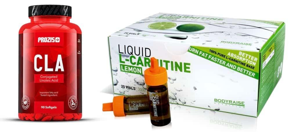 CLA e L-Carnitina