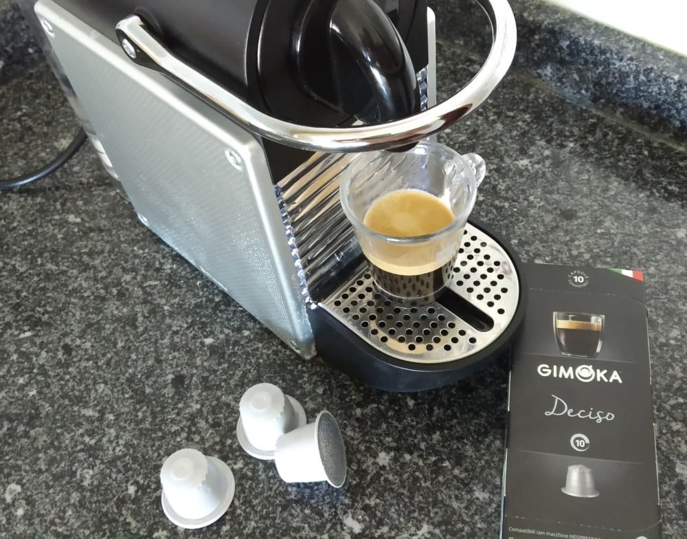 Café Gimoka para Nespresso